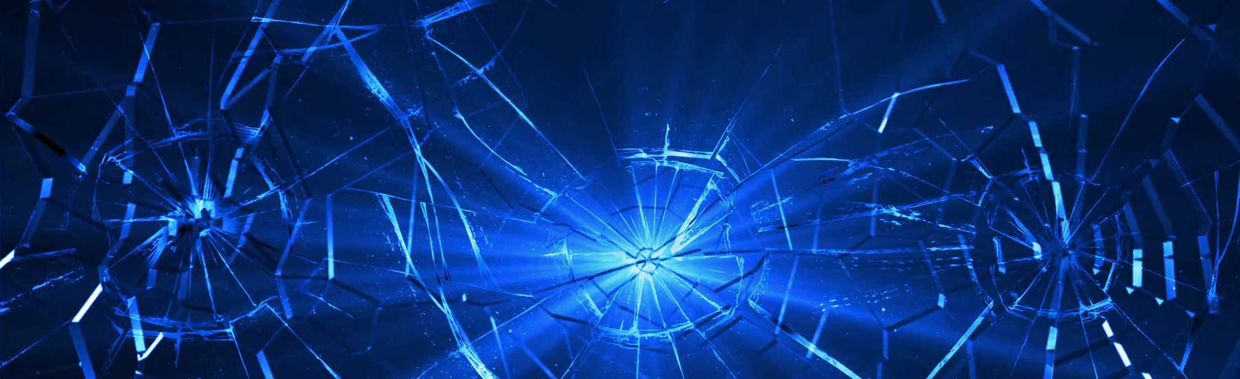 Cracked Glass PTSD Disorder