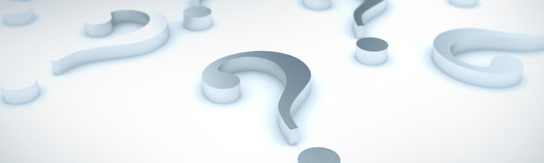 FAQ Banner Copy